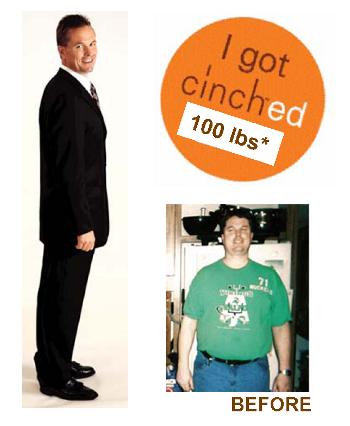 Cinch Inch Loss Diet Plan Works!