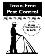 Toxin-Free Pest Control - Uses for Basic H, G